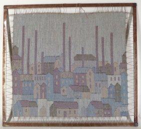 Hemslojden Boras of Sweden, Weaving