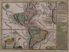 18th C. Schreiber Maps incl. California as Island.