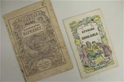2 Childrens Books Late 19th c