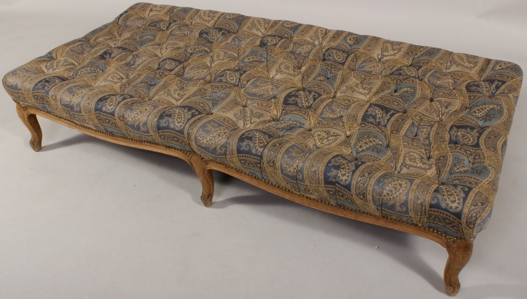 Louis XVI Style Paisley Daybed - 2