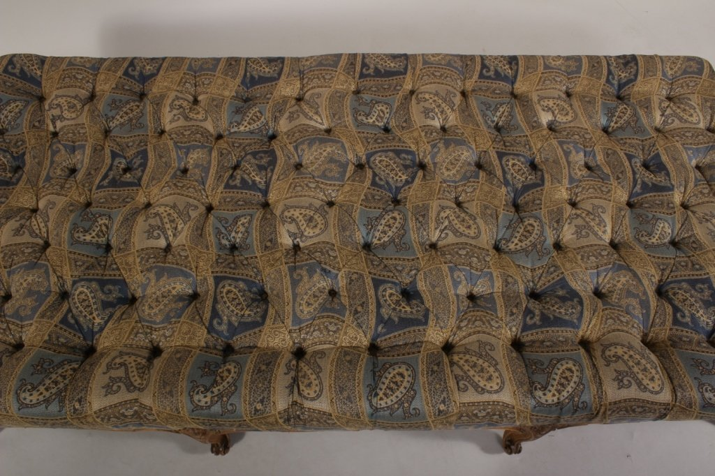 Louis XVI Style Paisley Daybed - 3