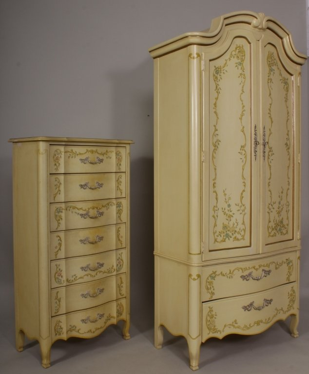 """Drexel """"Venetian Heritage"""" Bedroom Suite - 4"""