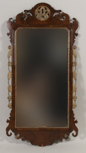 Chippendale Style Mirror, Early 20th C