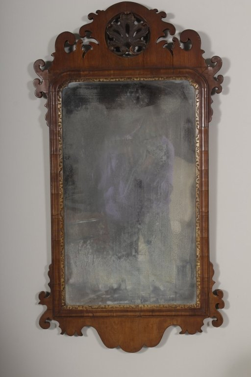 Chippendale Mirror, 18th C.
