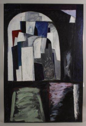 Sergio Fingerman, Abstract O/C