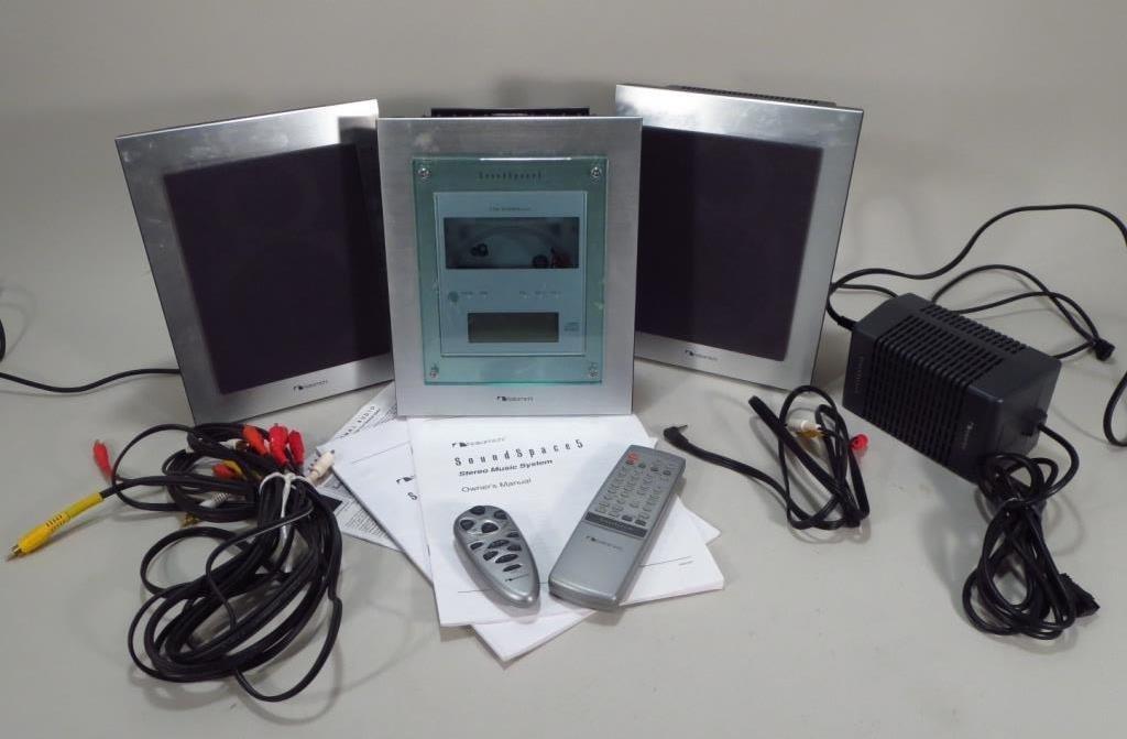 Nakamichi Stereo Music System, c.2000
