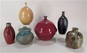 Group of Am. Art Pottery,20th