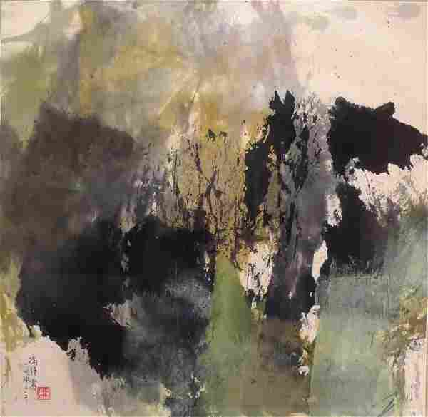 Japanese Contemporary Watercolor