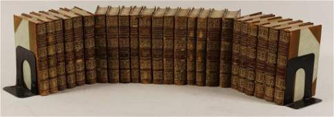 Limited Edition Set of Leather Bound Books