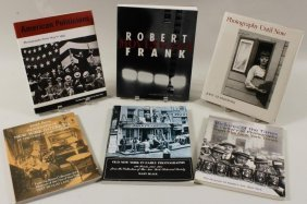 Lot Of Photography Books With Nyc Emphasis