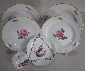 Group Of European Porcelain, 19th/20th C.