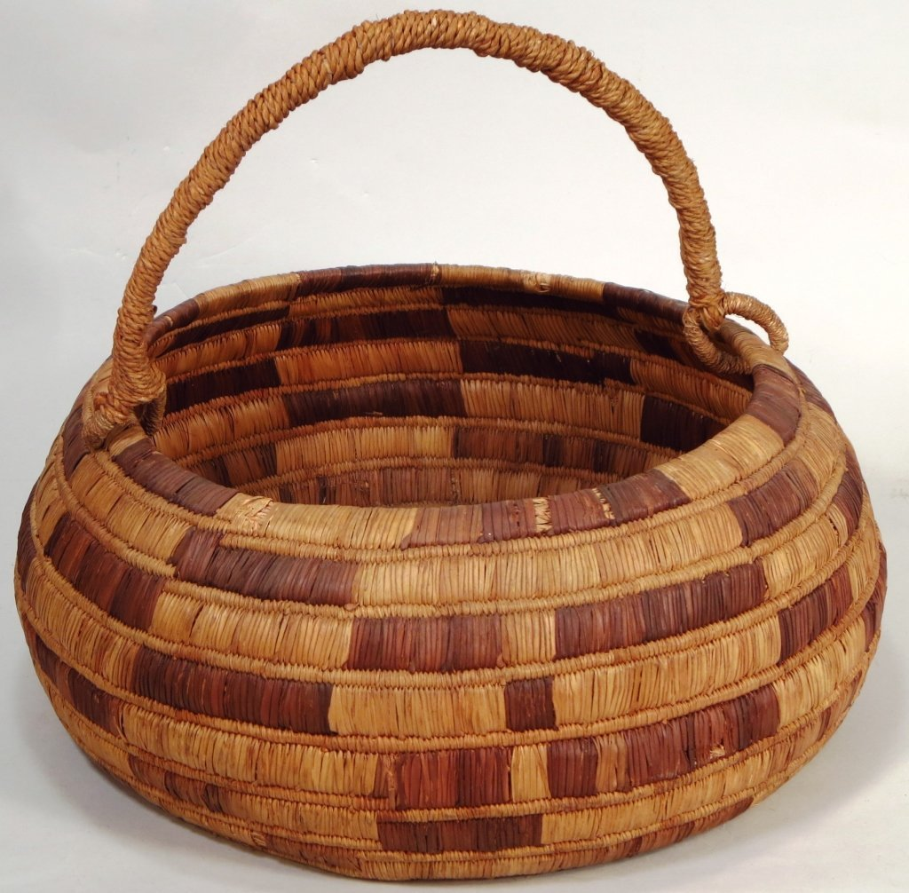 Native American Basket, early 20th C.