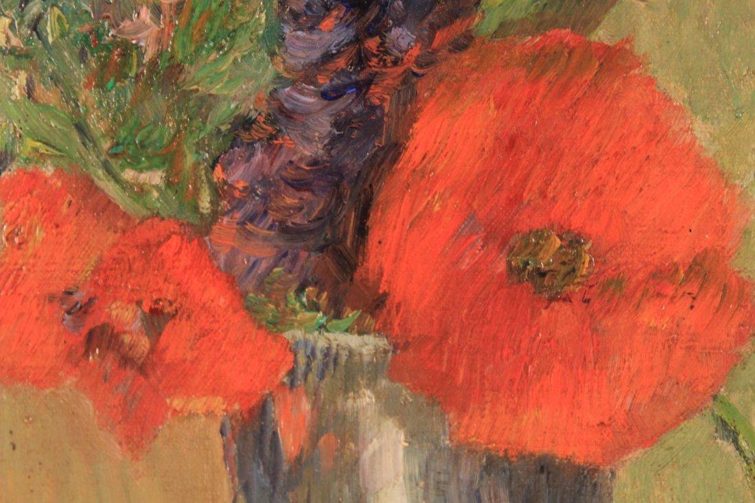 """Paul Gauguin, Fr., """"FLEURS D'ETE DANS....O/C, - 3"""