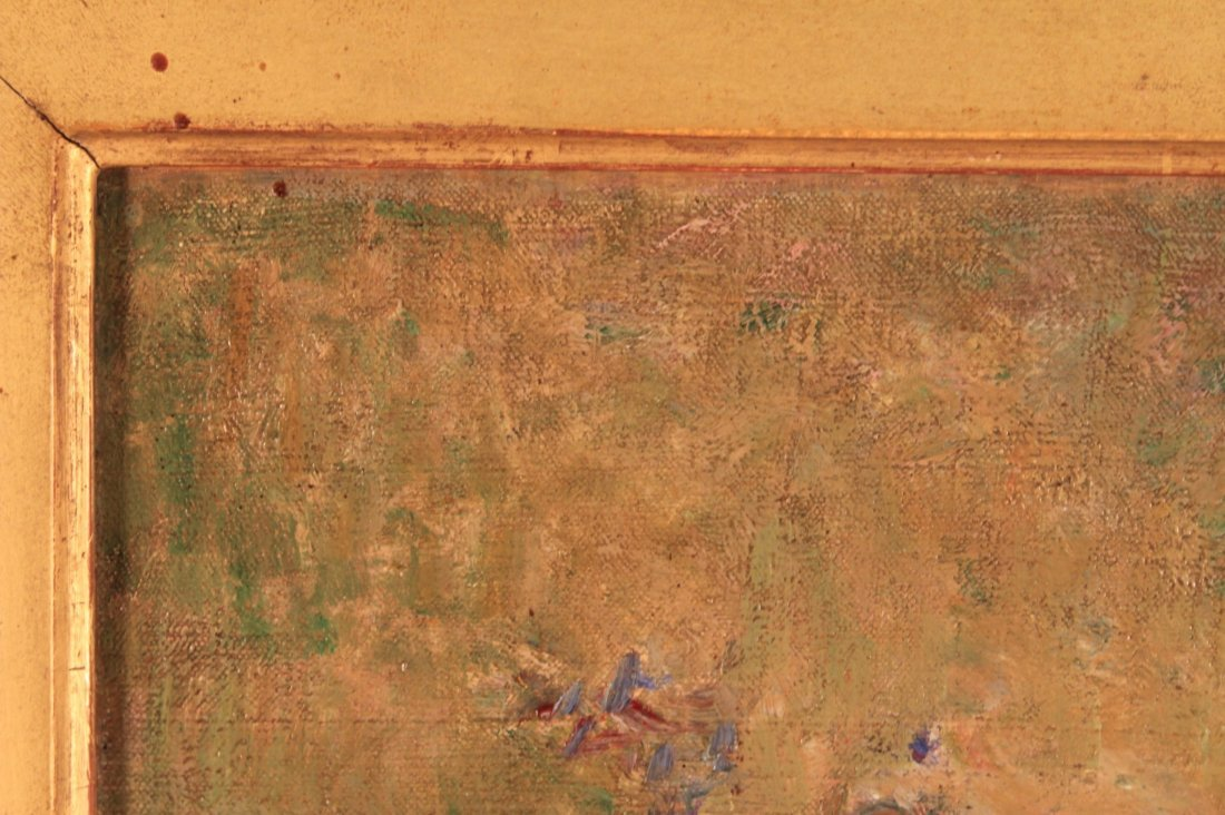 """Paul Gauguin, Fr., """"FLEURS D'ETE DANS....O/C, - 5"""