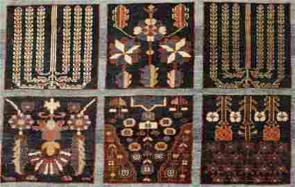 Historic Iran-U.S. 1920's Commemorative Bahktiari
