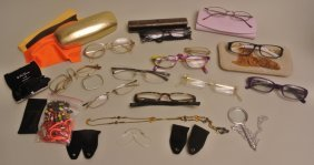 Reading Glasses and More