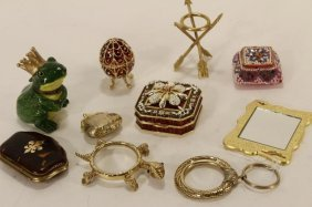 Pill Boxes and Accessories