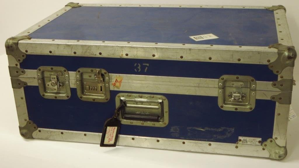 1st  A&S Flight & Road Steamer Trunk on Casters