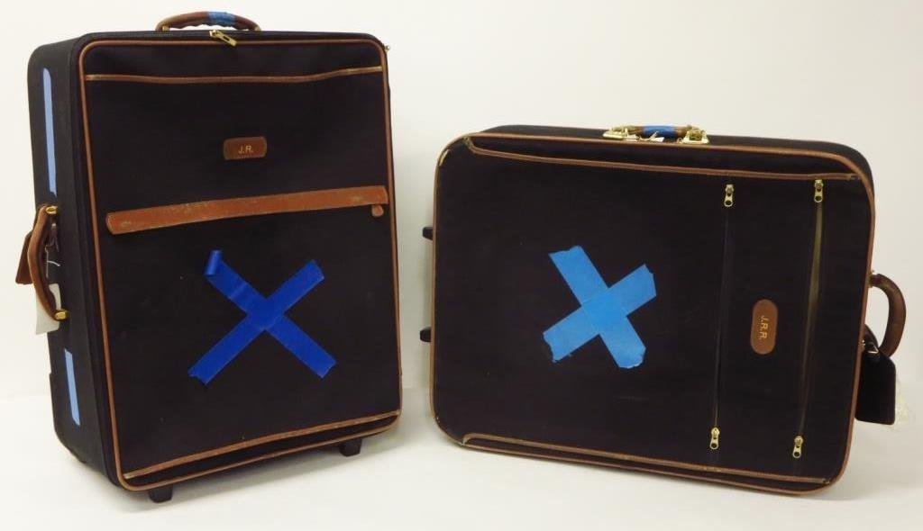 T. Anthony; Vintage Suitcases
