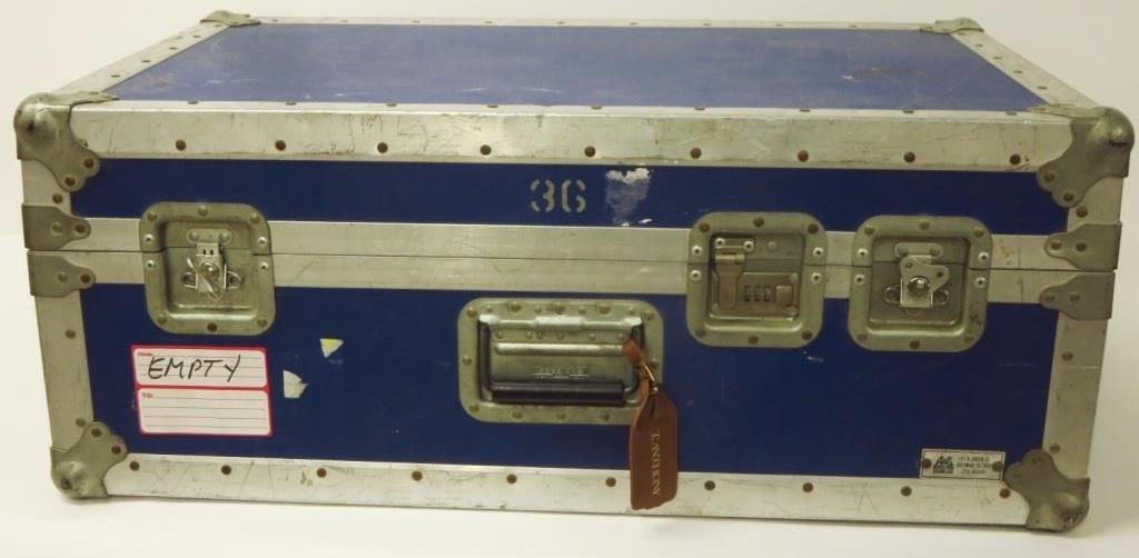 2nd  A&S Flight & Road Steamer Trunk on Casters
