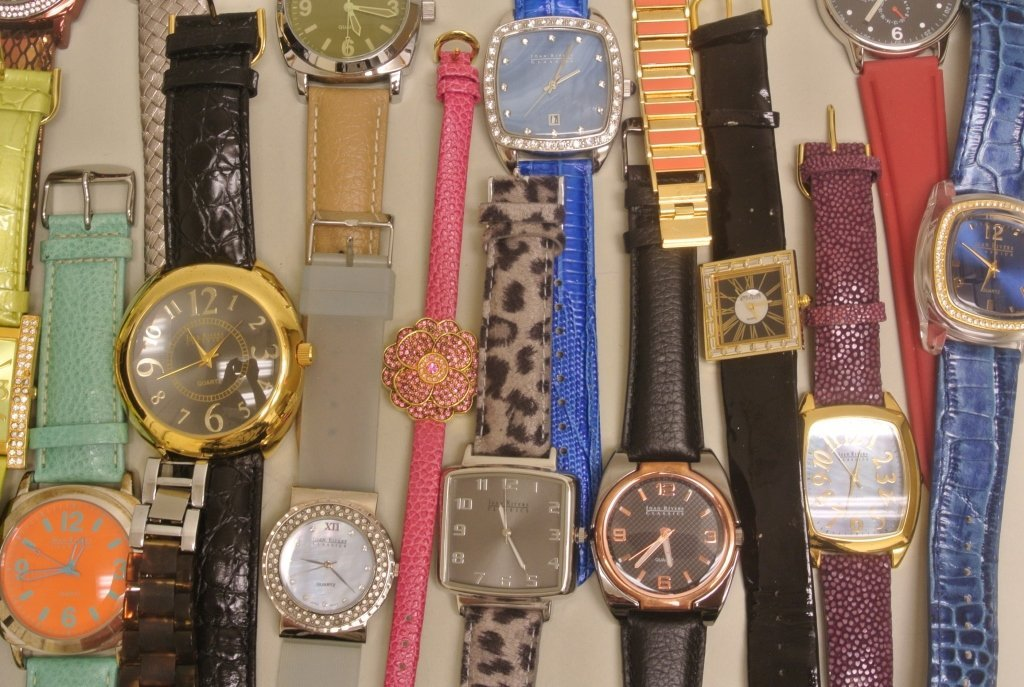 Group of 23 Watches by Joan Rivers