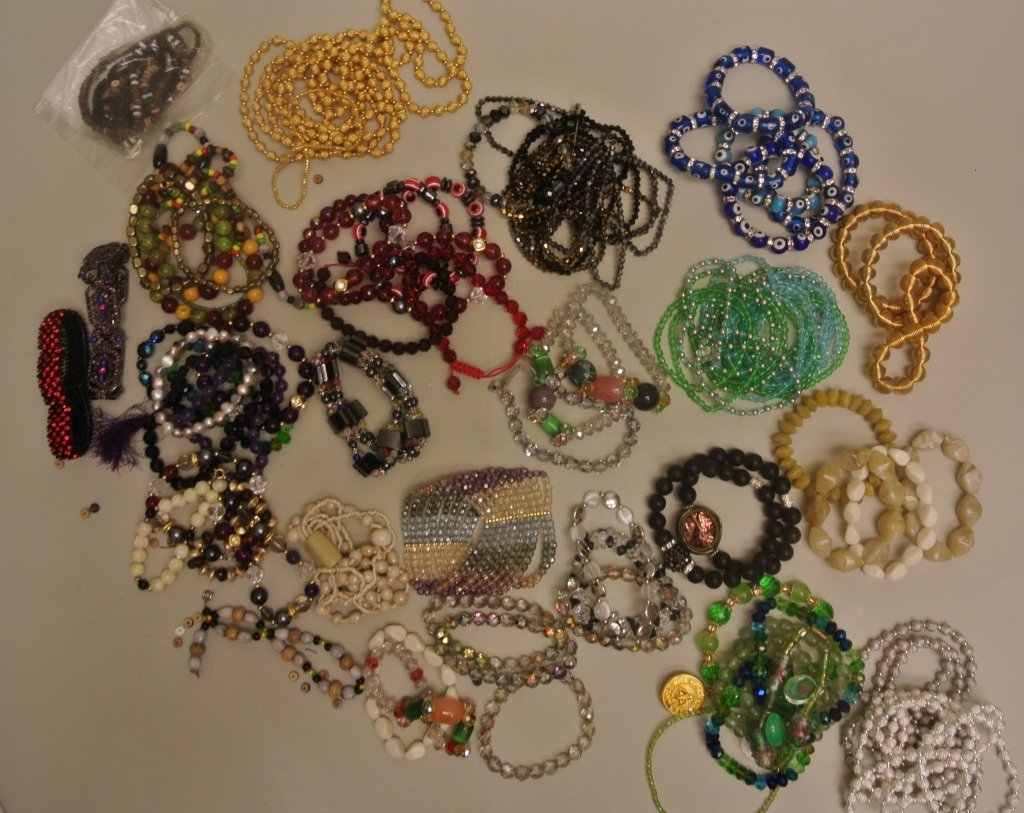 Lot of Costume Bracelets - Joan Rivers