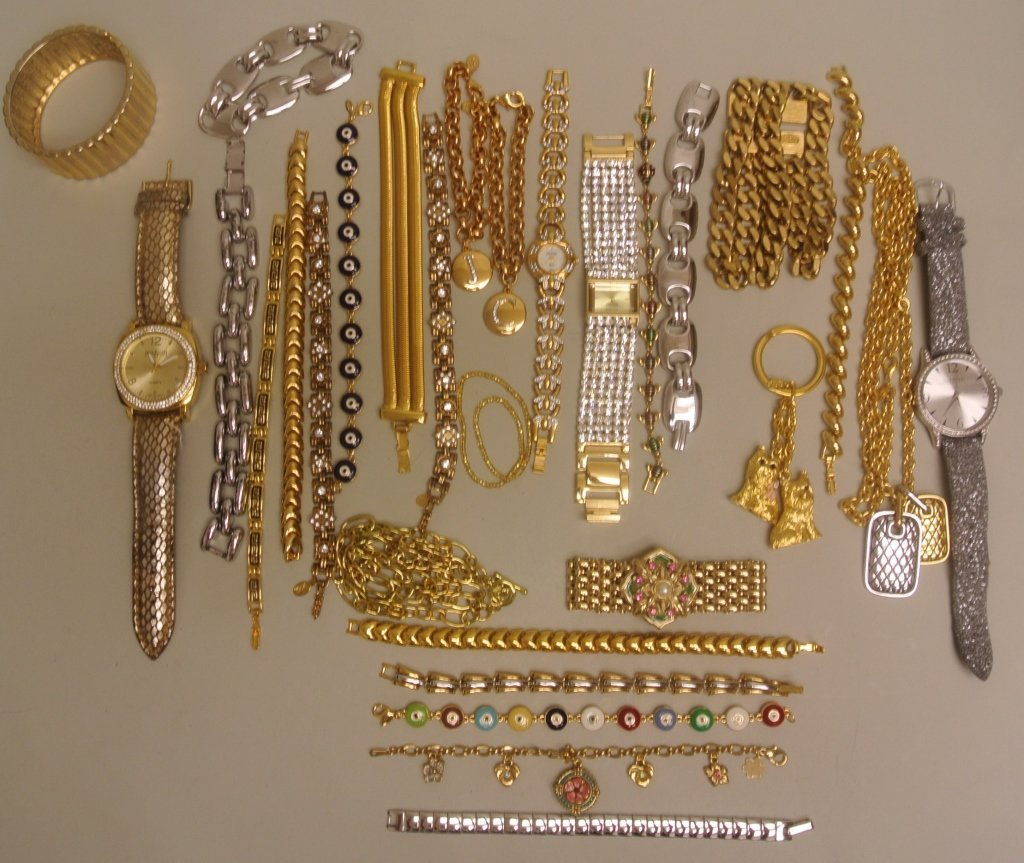 Large Lot of Costume Jewelry by Joan Rivers
