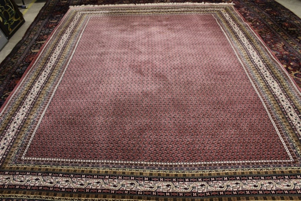 Pakistan Serabend Style Carpet , 20th