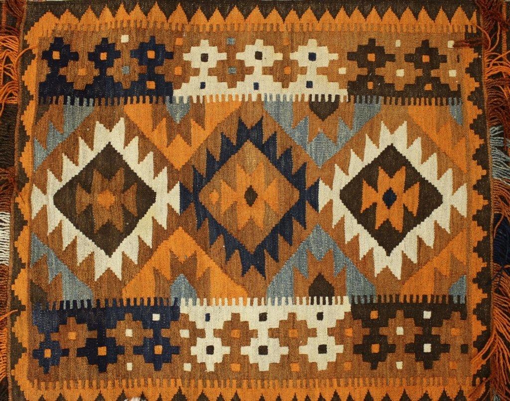 Kilim Flat Woven Rug