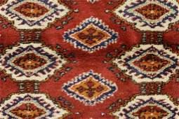 Iranian Wool Rug Diamond  Hexagonal Shapes