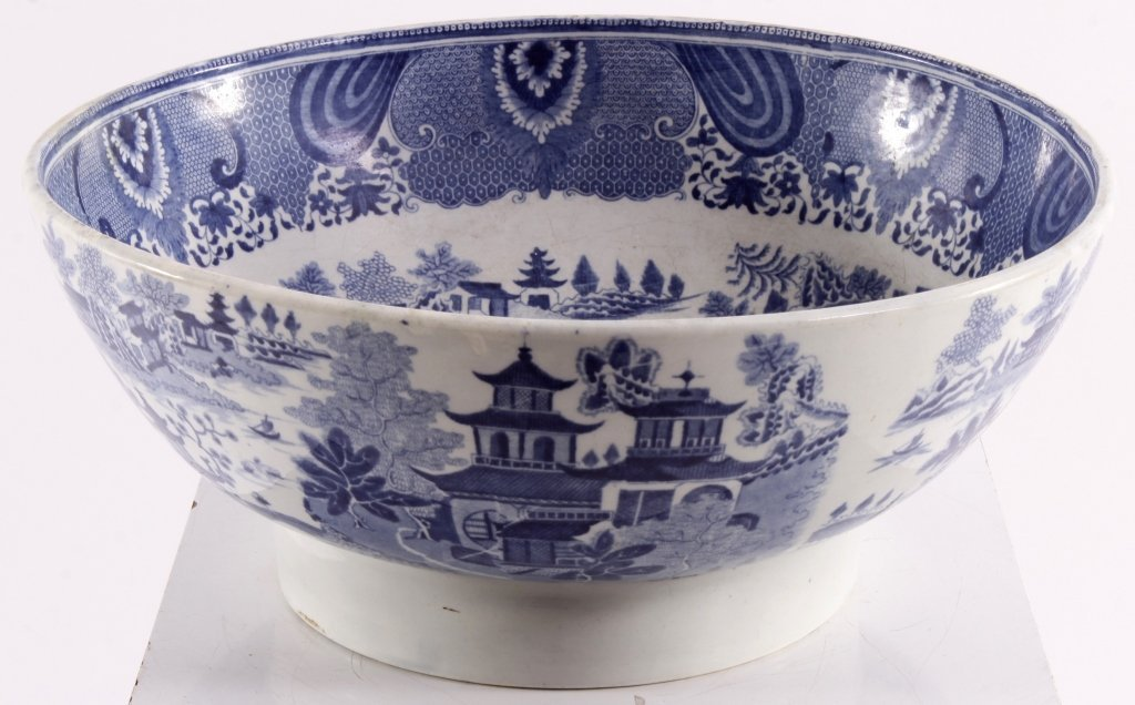 19th C. English Pearlware Bowl