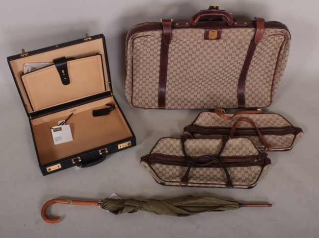 Vintage Gucci Luggage and More
