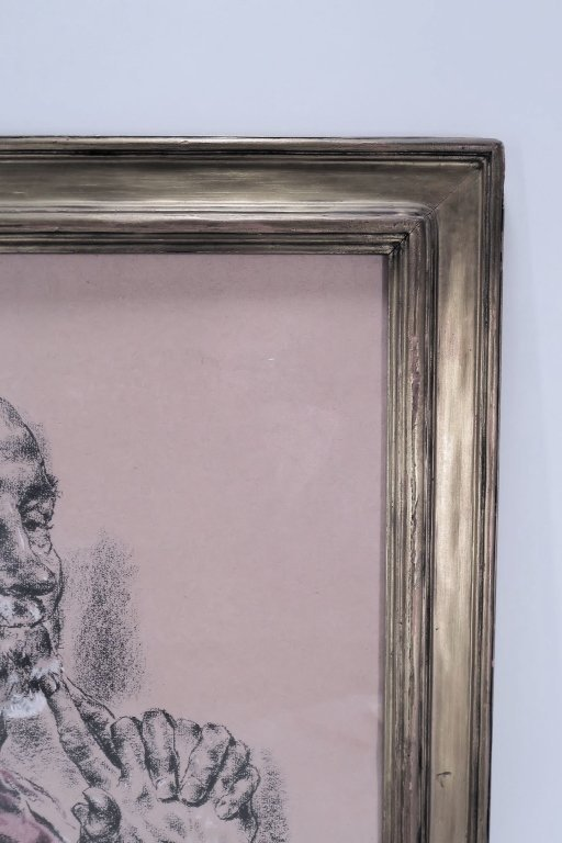 Joseph Hirsch, Portrait, Drawing on Paper - 2