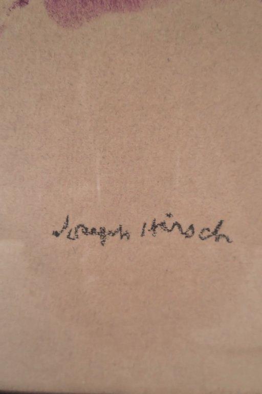 Joseph Hirsch, Portrait, Drawing on Paper - 6