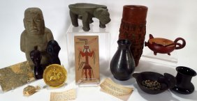 Grp. Ethnis/Ethnographic Items, 20th C. and Earlie