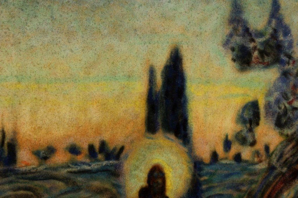 Maurice Denis, Fr., 1870-1943, Religious, Pastel - 5
