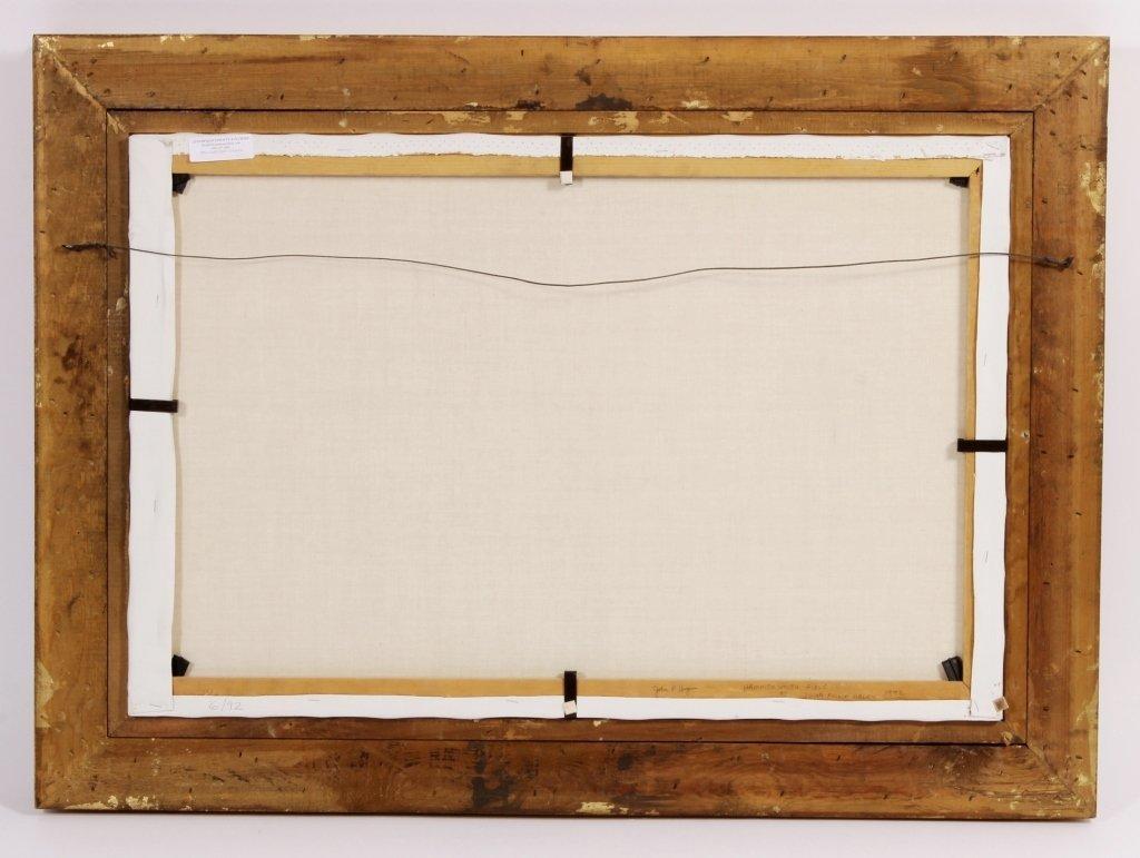 """J. P. Hagen, """"Hammersmith Field"""", O/C/, Signed - 8"""