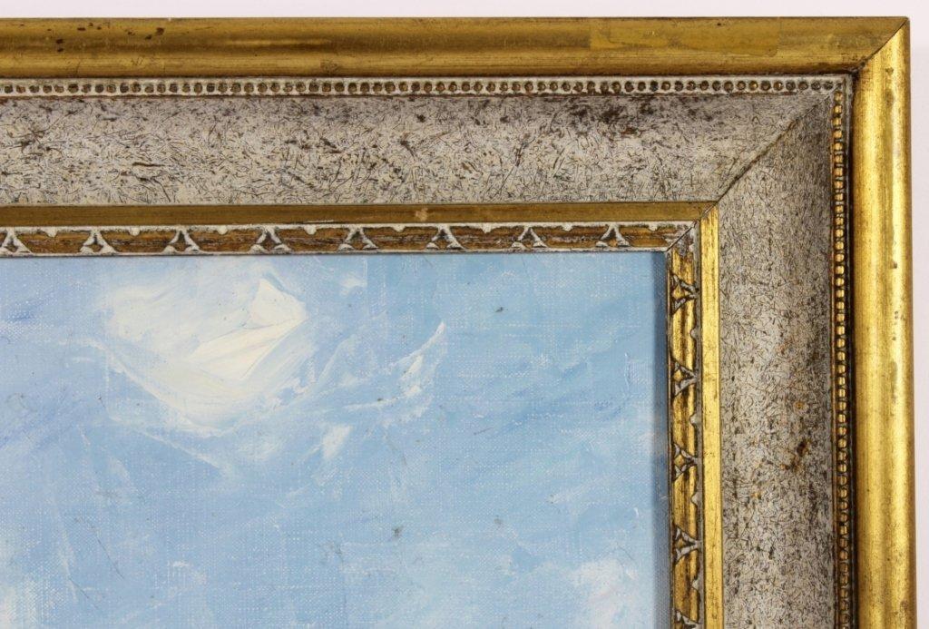 R. Nadai, Seascape, Oil / Canvas, 20th C. - 4