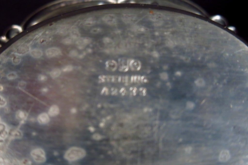 Sterling Silver Tableware, Am. & English, 20th C. - 8