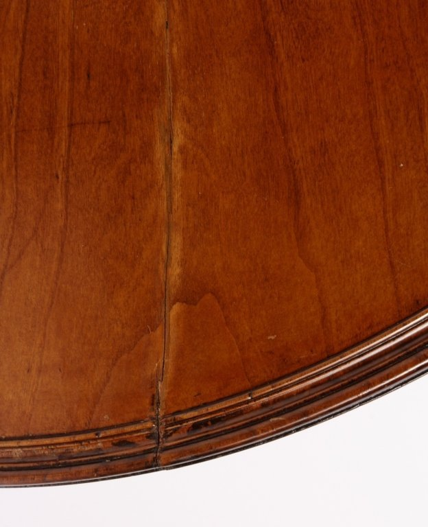 Chippendale Tilt Top Table American 18th C. - 4