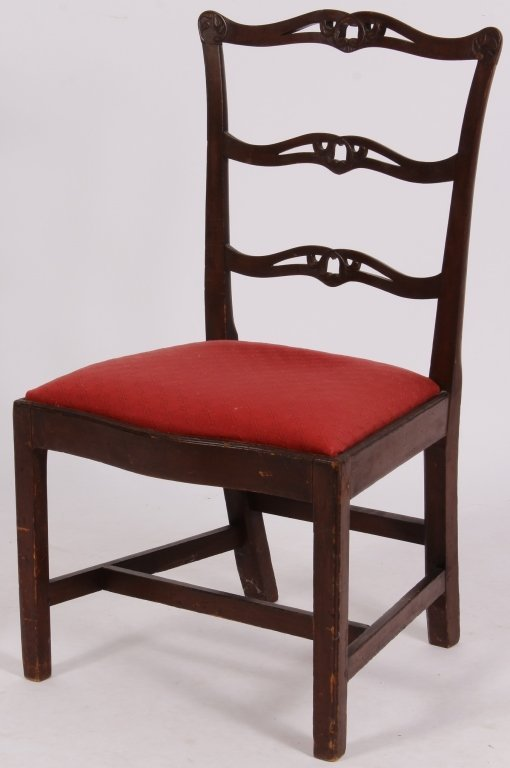 Philadelphia Ribbon-Back Side Chair, c. 1780