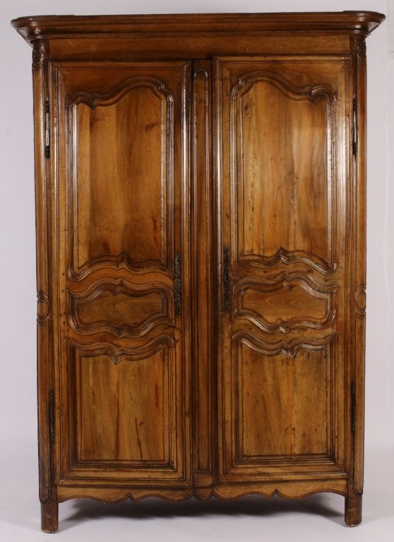 French Provincial Armoire late 18th C.