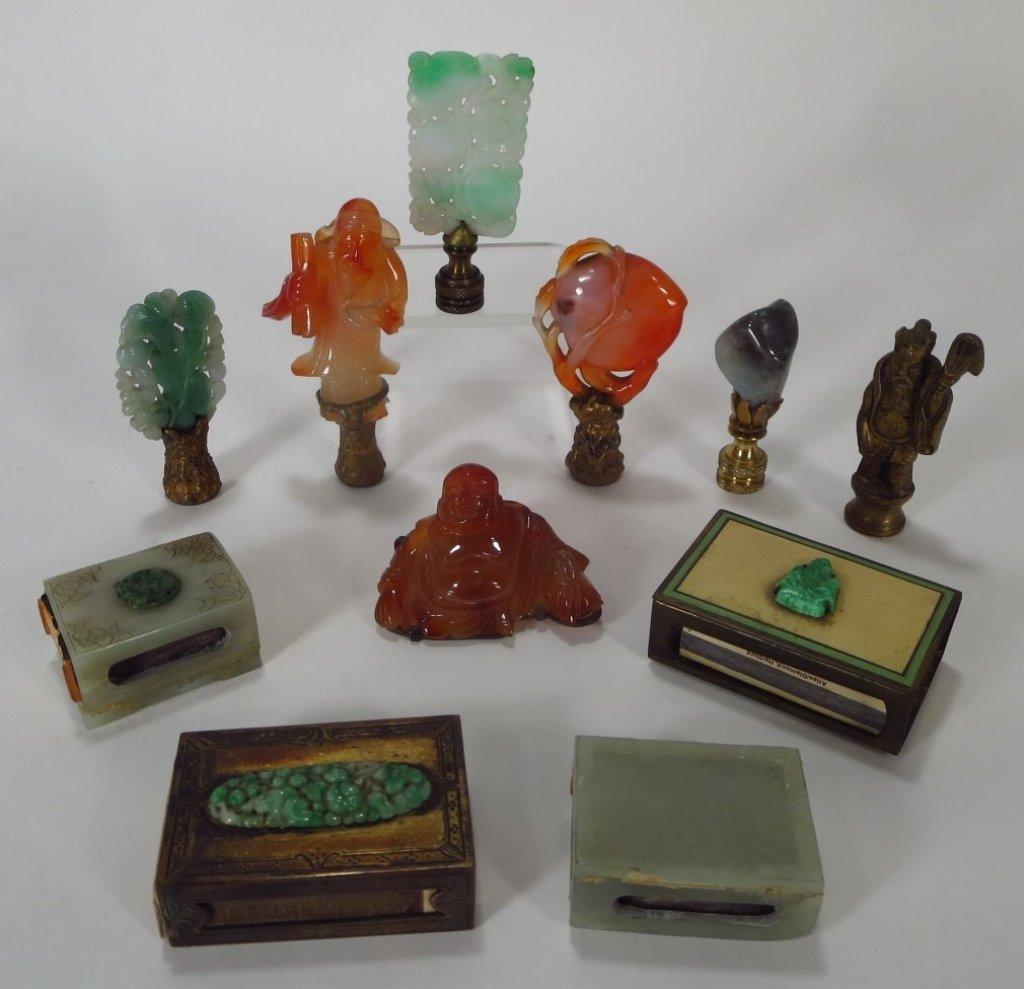 10 Jade, Agate, & Onyx Articles