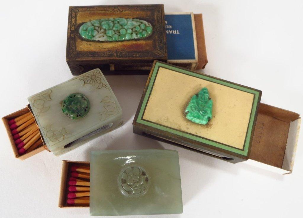 10 Jade, Agate, & Onyx Articles - 3