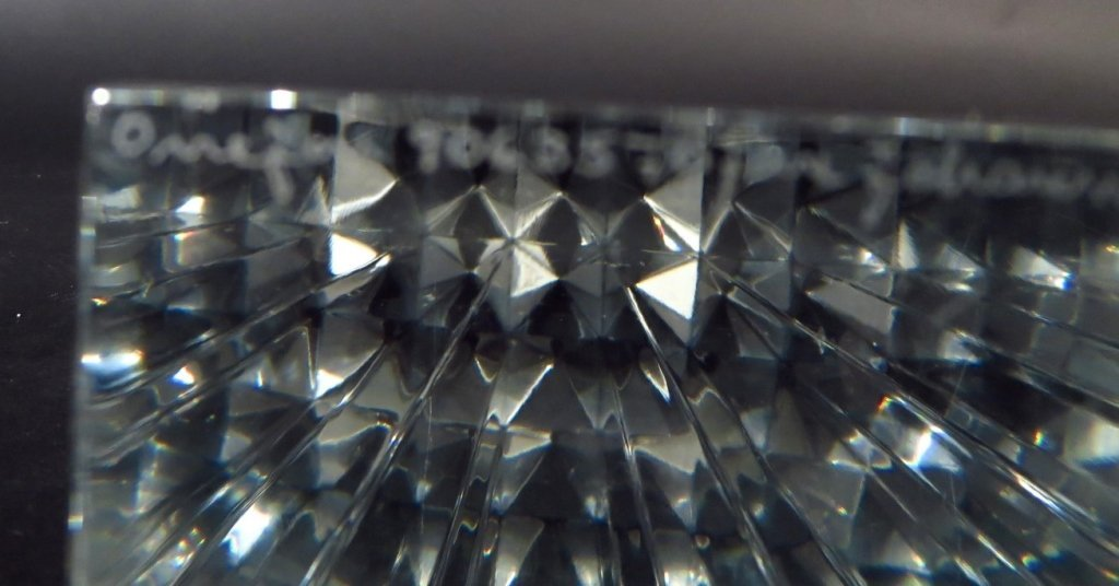 Group of Crystal Objects includes Baccarat,Steuben - 7