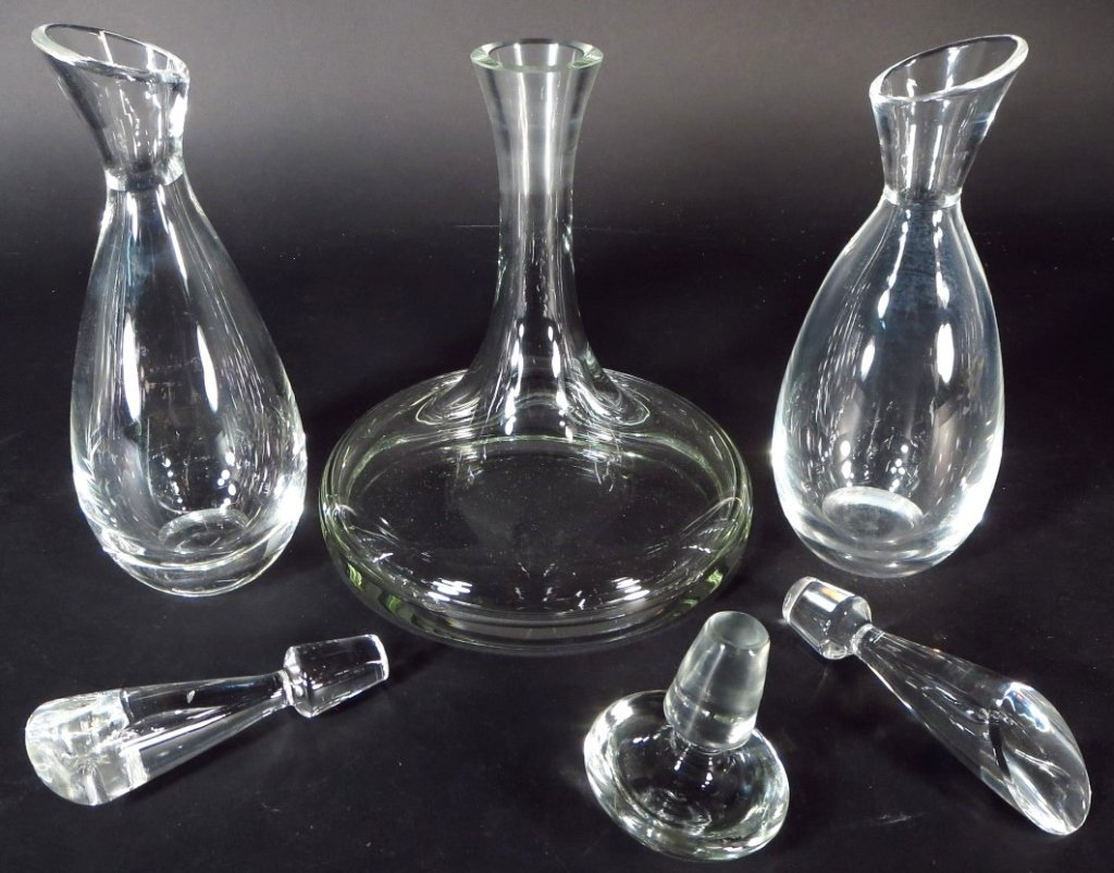 Grp. of Traditional/Contemporary Bar Ware, 20th C. - 2