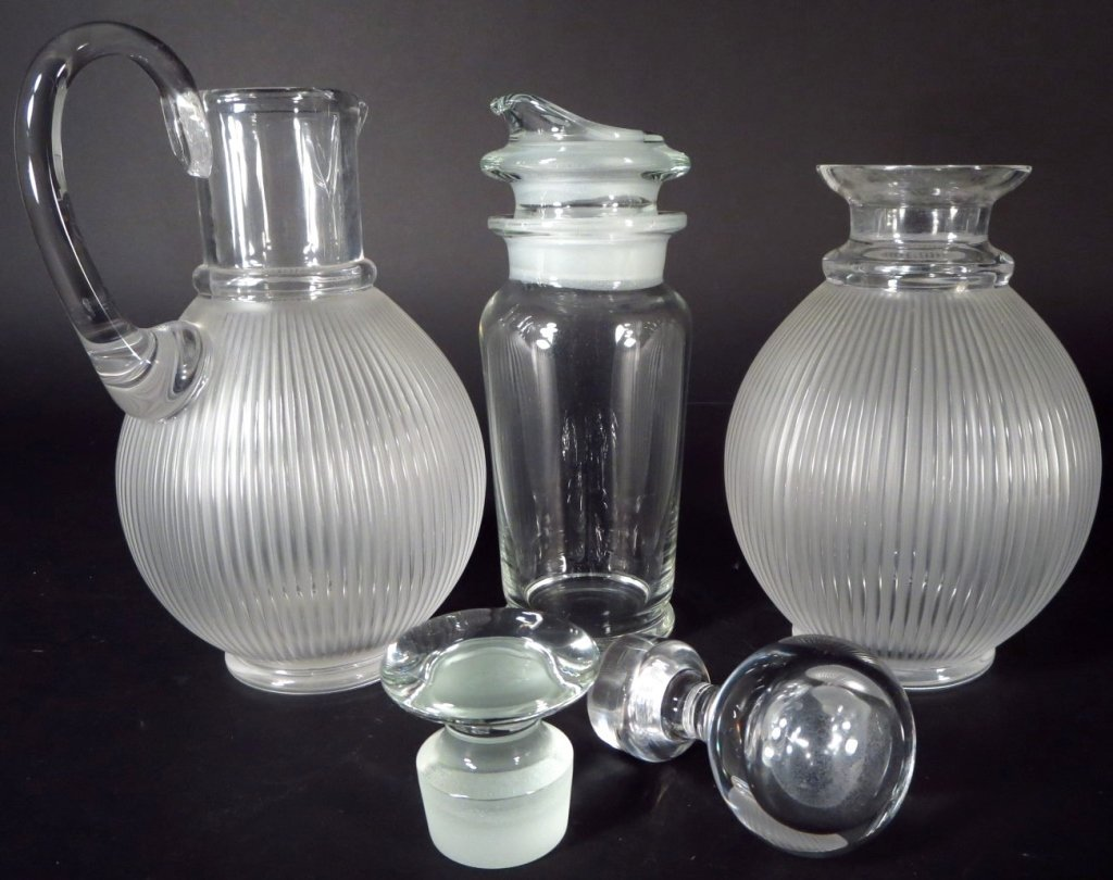Grp. of Traditional/Contemporary Bar Ware, 20th C. - 4