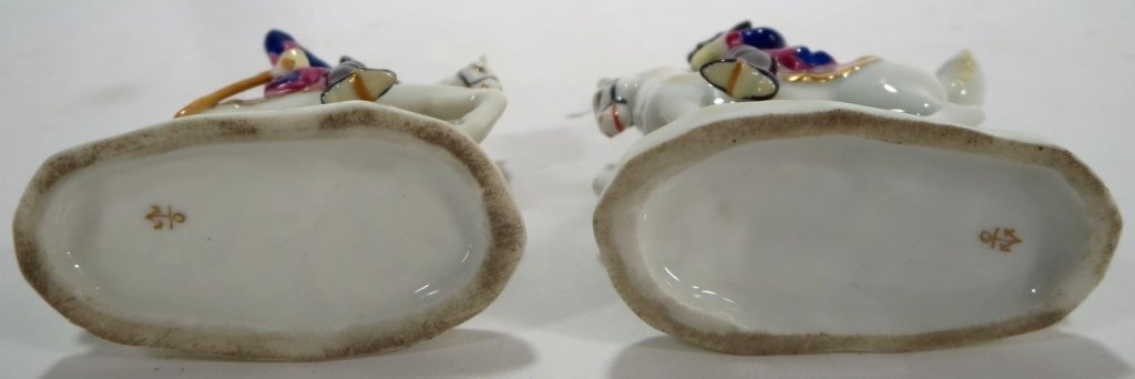 Grp. of Napoleonic Decorated Porcelain Objects - 6