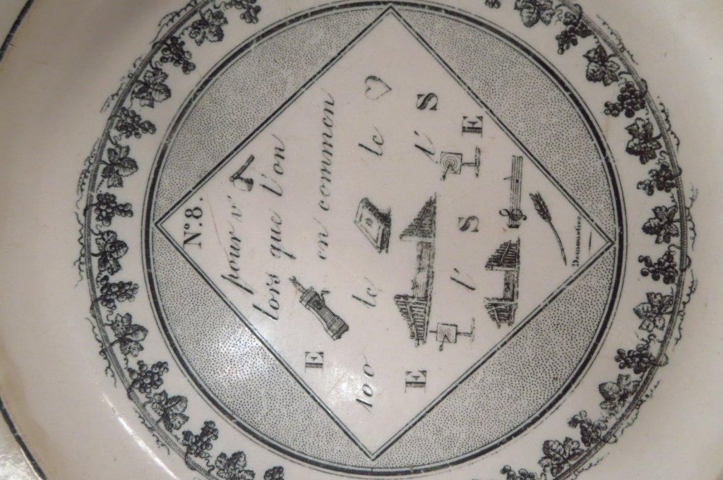 19 French Soft Paste & Porcelain Plates - 3
