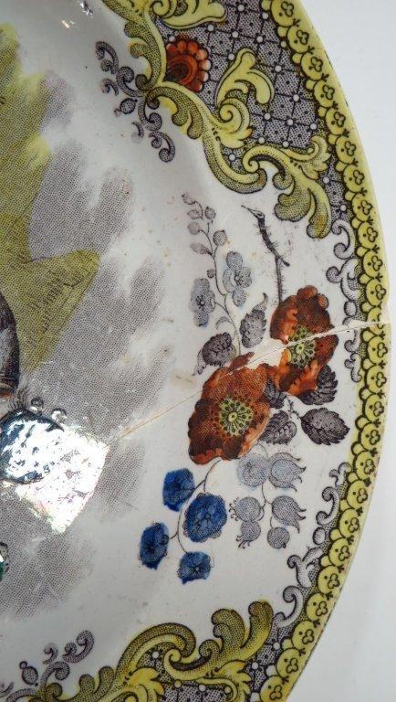 19 French Soft Paste & Porcelain Plates - 8